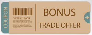 Trade In Coupon Smaller
